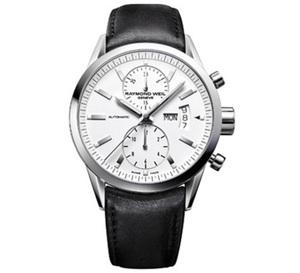 Raymond Weil : une montre en édition limitée pour lutter contre le cancer