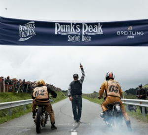 Breitling : partenaire du Wheels and Waves 2018