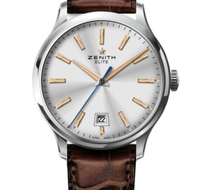 Zenith Elite Captain Central second : O Captain, My Captain…