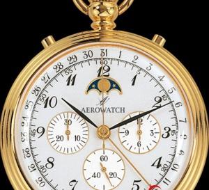 Aérowatch Lépine Chronographe