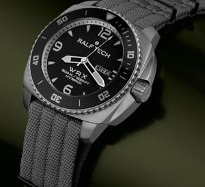Ralf Tech WRX « A » : avec un « a » pour Army series