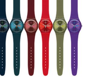 Swatch New Gent Collection : vous en rêviez, Swatch l'a fait