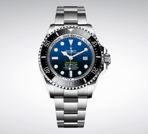 Rolex : la Deepsea Sea-Dweller D-Blue légèrement revisitée
