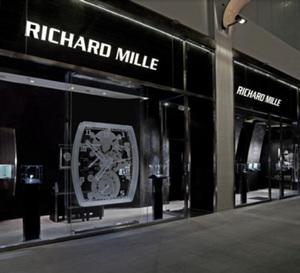 Singapour : Richard Mille ouvre une boutique à Marina Bays Sands