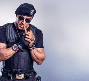 Expendables 3 : Sylvester Stallone porte une Richard Mille RM-32