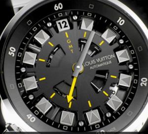 Louis Vuitton Tambour Spin Time GMT : une montre à heures sautantes… idéale pour se faire la malle !
