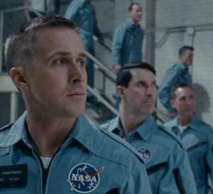 Le premier homme sur la Lune : Ryan Gosling porte une Omega Speedmaster