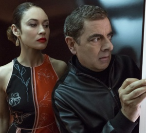 Johnny English contre-attaque : Roy Atkinson porte une IWC Mark XVIII