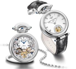 Mr Bovet de chez Bovet : trois montres en une