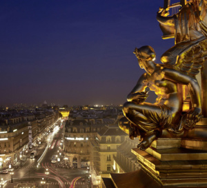 Rolex : montre exclusive de l'Opéra de Paris