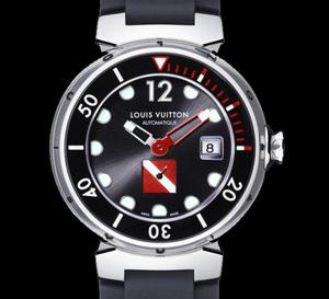 Louis Vuitton Tambour Diving II : de l'art de voyager… sous l'eau