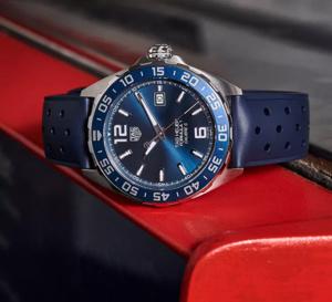 TAG Heuer Formula 1 Bucherer Blue Editions : seulement en ligne