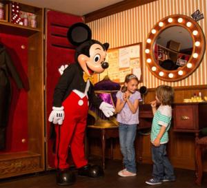 Citizen : horloger officiel de Disneyland !