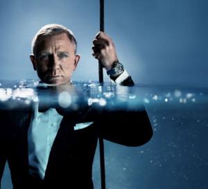 Daniel Craig incarne la Seamaster Diver 300M dans la dernière campagne de pub Omega