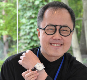 Portrait de Bernard Cheong, l'un des plus grands collectionneurs asiatiques de haute horlogerie