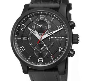 Chronographe Montblanc TimeWalker TwinFly : un calibre manufacture pour un chrono très complet