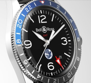 Bell & Ross : une BR V2-93 GMT A320 pour Air France