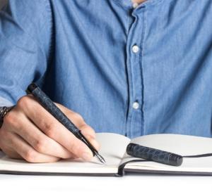 ABP Concept lance une collection de stylos gainés d'alligator