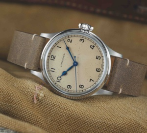 The Longines Heritage Military : dans le rétro