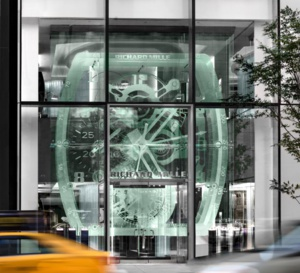 Richard Mille ouvre un flagship à New-York