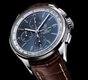 Breitling Premier Chronographe 42 : un chrono consensuel