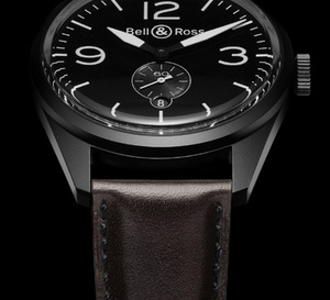 Bell & Ross Vintage Original Carbon : suite logique