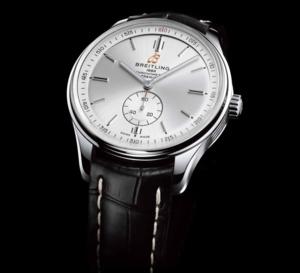 Premier Automatique 40 : la montre de ville selon Breitling