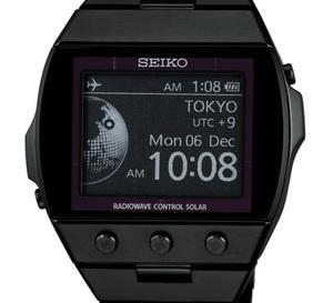 Seiko et l'affichage EDP : les nouvelles technos au look vintage