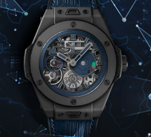 Hublot Big Bang Meca-10 P2P : la montre payable en Bitcoin uniquement