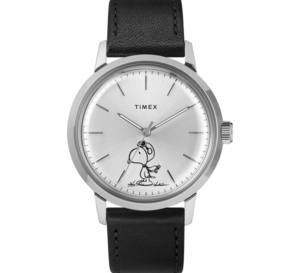 Timex X Snoopy : série ultra-limitée