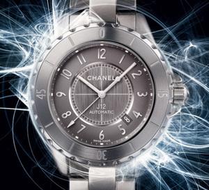 Chanel J12 Chromatic : alliance de la céramique et du titane…