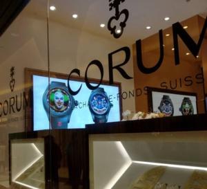 Corum ouvre une belle boutique en plein coeur d'Elements à Hong-Kong
