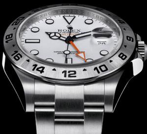 Rolex Explorer 2 : frissons pour la descendante de la « freccione »
