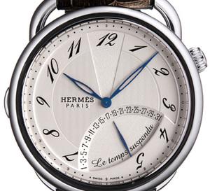 Hermès Le Temps suspendu : ô temps suspends ton vol