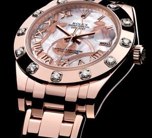 Rolex Oyster Perpetual Datejust Special Edition : cadran Goldust Dream