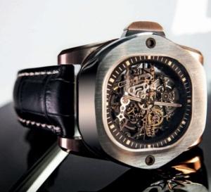 Barillet Factory : de montres tout sauf rondes !
