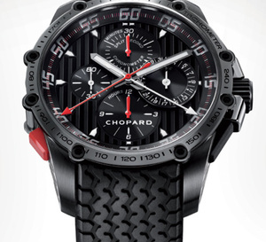 Chopard Classic Racing Superfast Chrono Split Second : bolide horloger