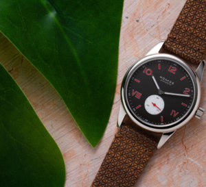 Ash & Cork : un bracelet-montre écolo en poudre de bois et liège