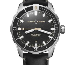 Ulysse Nardin Diver 42 mm : plongeuse d'entrée de gamme haut de gamme