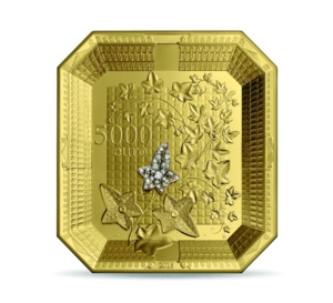 Quand la Monnaie de Paris rend hommage à Boucheron : du luxe à l'état pur
