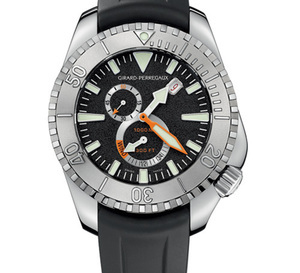 Girard-Perregaux Sea Hawk Pro 1.000 m : pure plongeuse