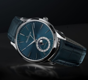 Jaeger-LeCoultre Master Ultra Thin Moon Enamel : SIHH 2019