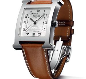 Hermès : l'instant T de la montre Heure H