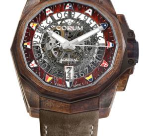 Corum Admiral AC-ONE 45 Kronometry : triplement unique