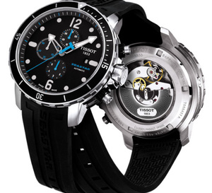 Tissot Seastar 1000 : une belle collection de plongeuses accessibles…