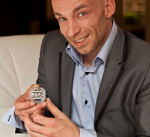 M.Benjamin : portrait de Benjamin Muller, un jeune horloger qui lance sa propre marque