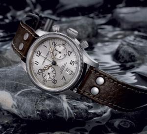 Hamilton Khaki Conservation Auto Chrono : une nouvelle montre avec Harrison Ford pour protéger la planète