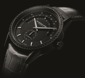 Raymond Weil Lady Freelancer automatique black diamonds : chic et rock