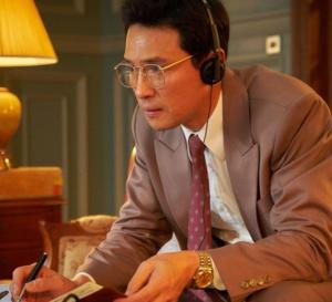 The spy gone north : Jung-Min Hwang porte une Rolex Datejust en or et acier