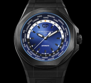 Girard-Perregaux Laureato Absolute WW.TC : la plus légitime